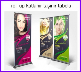 Roll Up Tabela No:1